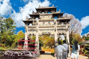 徽州石雕牌坊的艺术价值